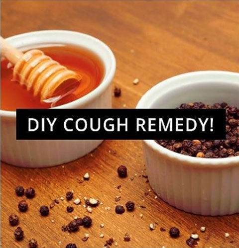Diy Cough Remedy