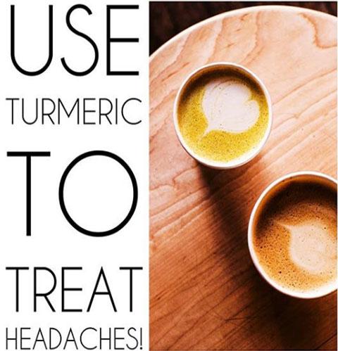 Use Turmeric To Treat Headaches