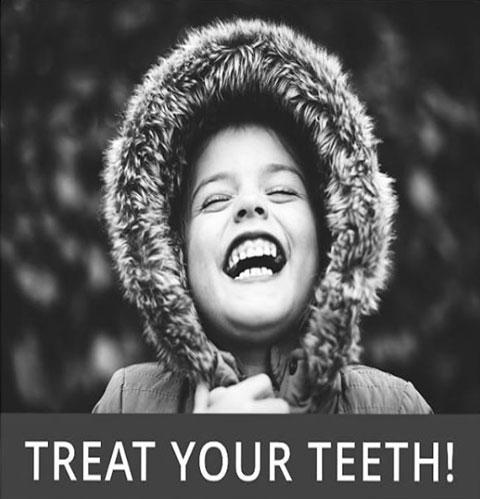Treat Your Teeth!
