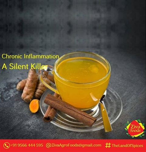 Chronic Inflammation a Silent Killer